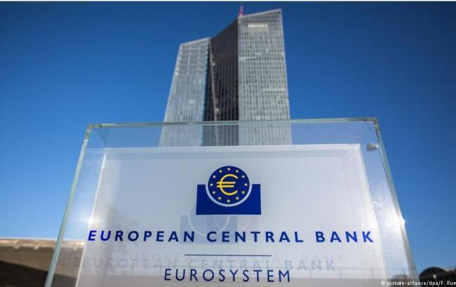 ЕЦБ не изменил процентные ставки по основным финансовым операциям