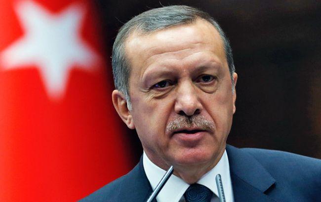 Фото: турецький президент Реджеп Таїп Ердоган розповів про можливі зміни в законодавстві країни