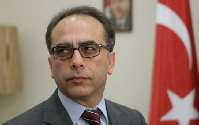 Фото: посол Туреччини в Україні Йонет Джан Тезель розповів про перспективи стосунків між двома країнами