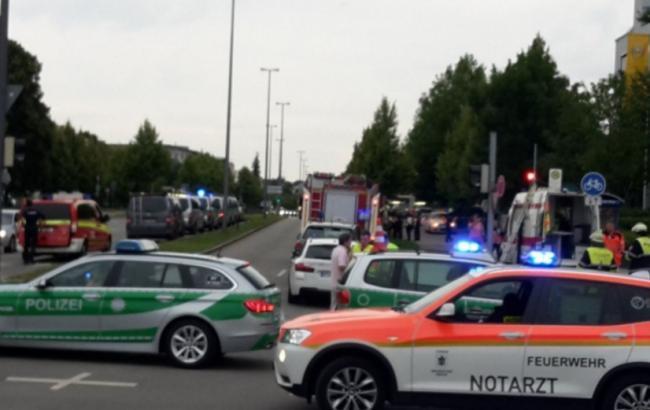 Фото: мужчина, устроивший стрельбу в Германии целился в детей