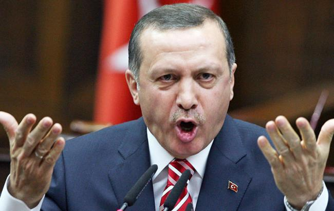 Фото: в Туреччині заарештовані охоронці Реджепа Ердогана