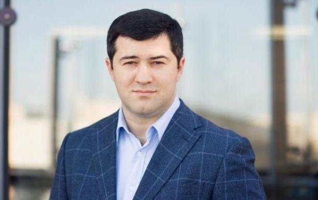 Фото: Глава Государственной службы (ГФС) Роман Насиров