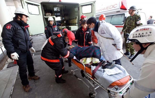 Фото: в Японии мужчина устроил резню в интернате для инвалидов