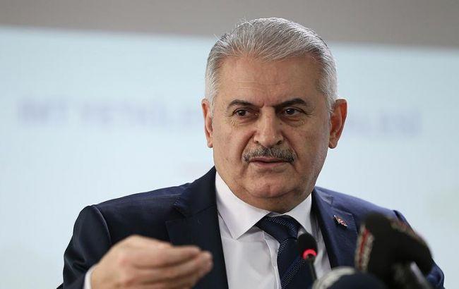 Фото: турецкий премьер Бинали Йылдырым рассказал о подготовке изменений в конституцию