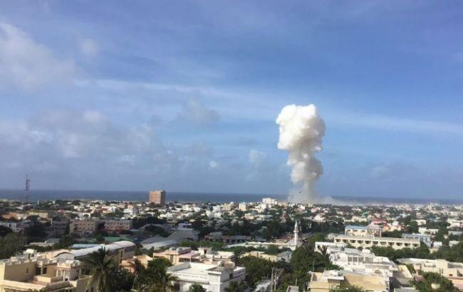 Фото: біля аеропорту Могадішо сталися два вибухи