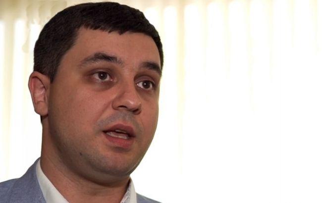 Фото: глава Служби з питань інформаційної безпеки Апарату РНБО Валентин Петров