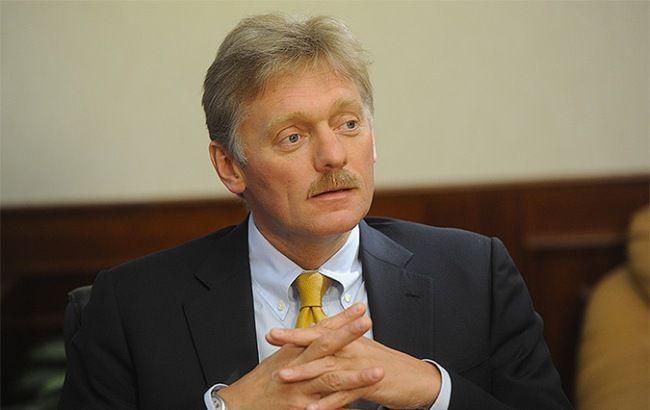 Фото: прес-секретар Президента Росії Дмитро Пєсков