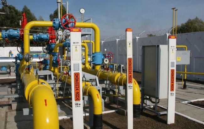 """Фото: в """"Укртрансгазі"""" назвали причини скорочення добового транзиту газу"""