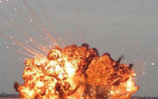 """Фото: """"Укроборонпром"""" створив комісію з розслідування вибуху на Сумщині"""