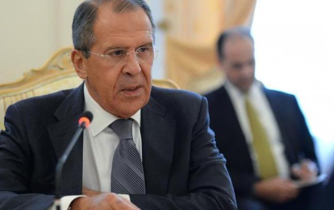 Фото: Министр иностранных дел России Сергей Лавров