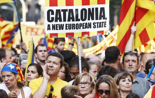Фото: суд Испании приостановил действие резолюции о независимости Каталонии