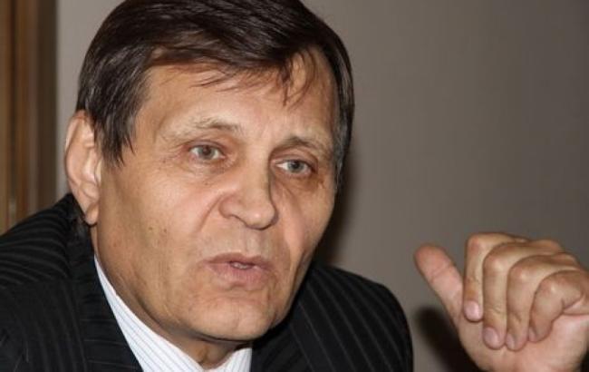 Фото: екс-депутат Володимир Ландік стверджує, що організатором захоплення адмінбудівель у Луганську був Олександр Єфремов