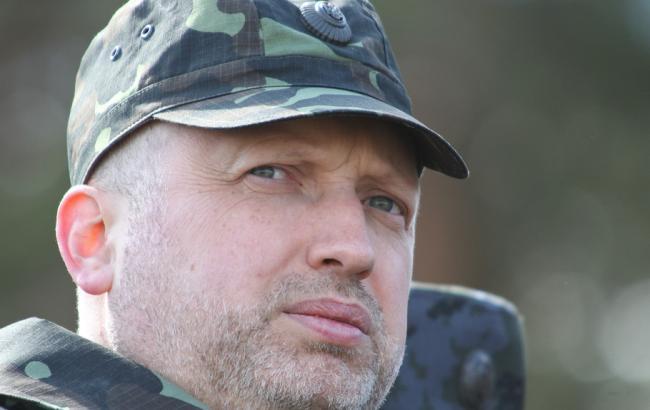 Фото: Турчинов заявил о необходимости призыва в условиях агрессии РФ