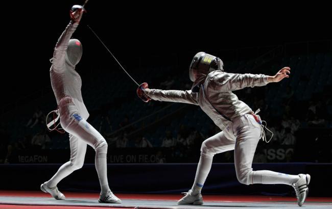 Фото: олімпійську медаль з фехтування отримала угорка Эмесе Шаш