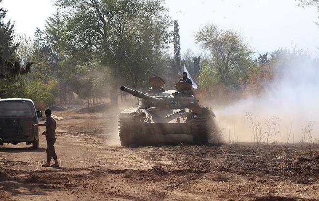 Фото: сирійські повстанці розблокували Алеппо