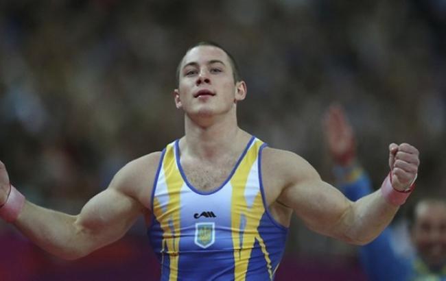 Фото: гимнаст Радивилов вышел в финал