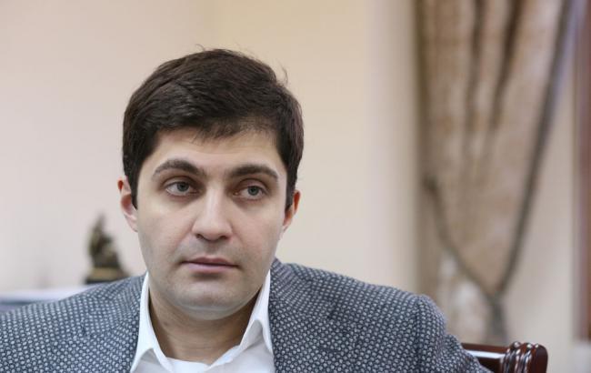 Заместитель генпрокурора Давид Сакварелидзе