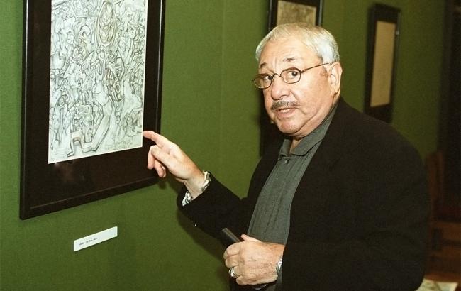 Фото: в США умер скульптор Эрнст Неизвестный