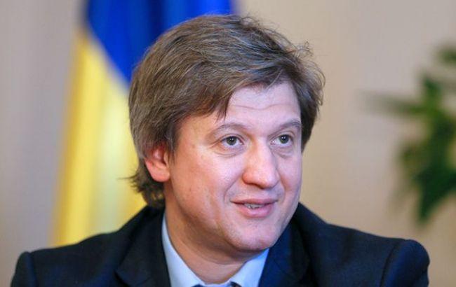 Данилюк обіцяє представити проект бюджету-2017 до 15 вересня