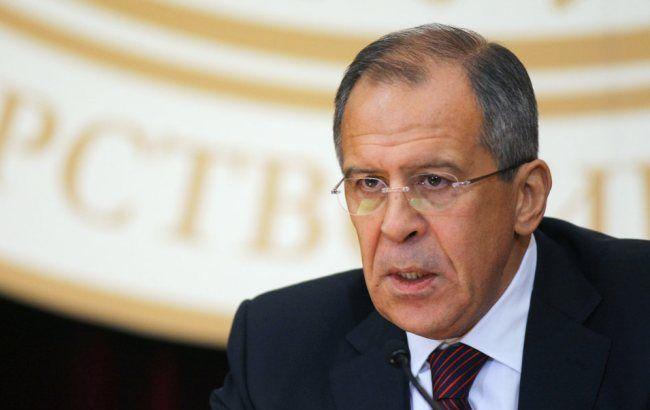 Фото: Лавров не бачить необхідності в розриві дипвідносин з Україною