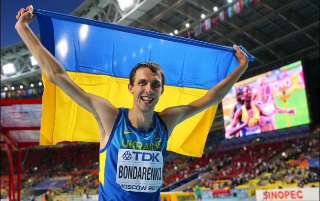 Богдан Бондаренко завоевал бронзу в прыжках в высоту на Олимпиаде-2016