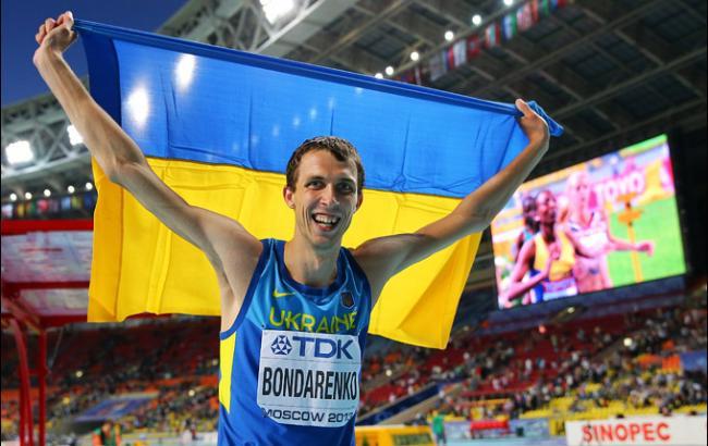 Фото: Богдан Бондаренко приніс Україні бронзову медаль