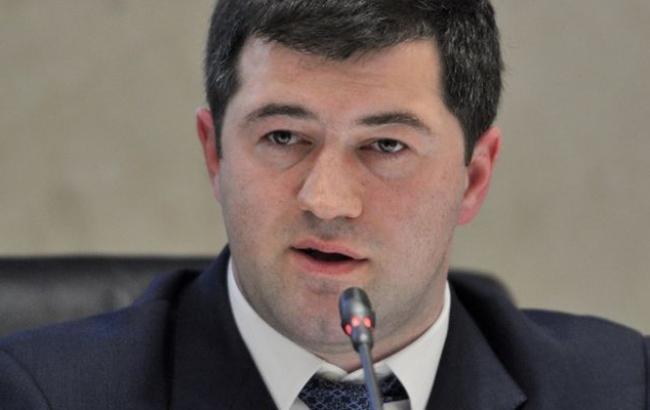 Эффект от детенизации на таможне приносит 4 млрд гривен ежемесячно, - Насиров