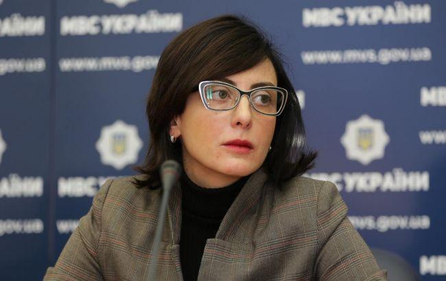 Фото: Хатия Деканоидзе прокомментировала стрельбу в Тернопольской области