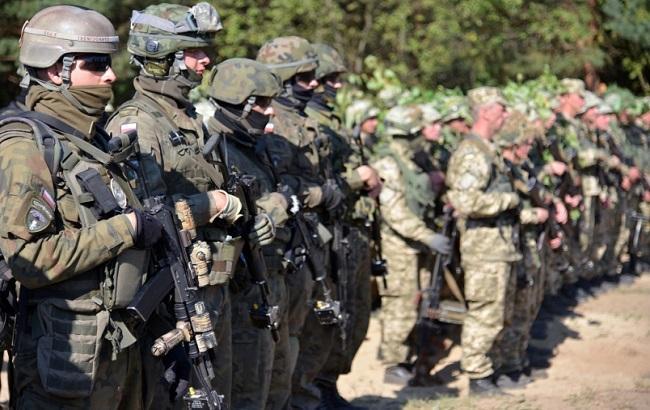 Фото: військовослужбовці ЗСУ