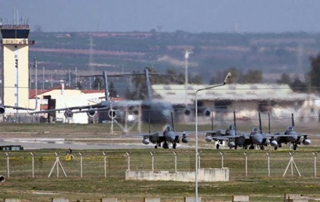 Фото: Росії можуть дозволити використання турецької авіабази Інджирлік
