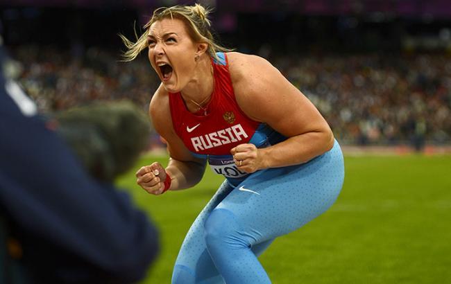 Фото: Євгенія Колодко позбулася олімпійського срібла