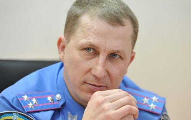 Фото: керівник Національної поліції в Донецькій області В'ячеслав Аброськін