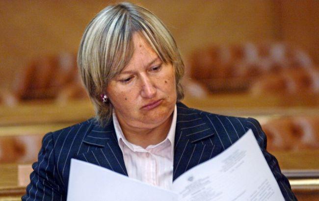 Фото: самая богатая женщина России Елена Батурина