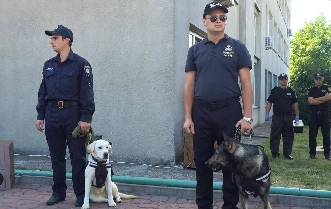 Фото: на базі центру будуть навчатися собаки для різних відомств