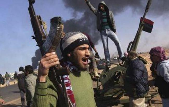 Фото: конфликт в Сирии