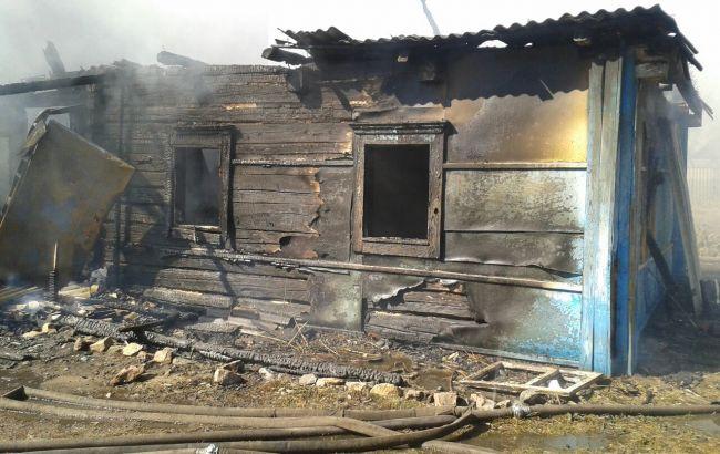 В итоге взрыва газового баллона вРовенской обл. погибли двое детей