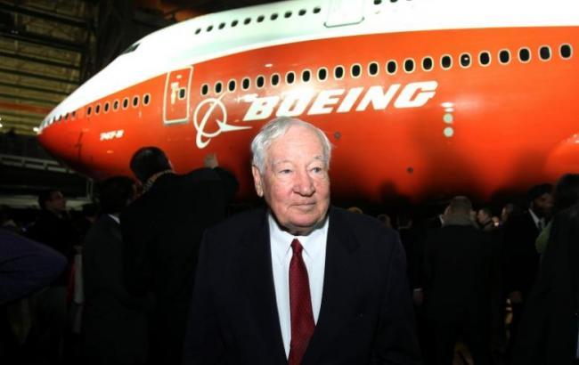 Ввозрасте 95 лет скончался ведущий разработчик Boeing 747 Джо Саттер