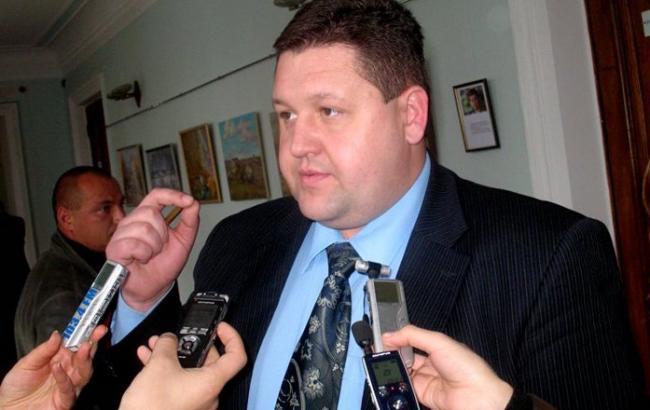 Порошенко сократил губернатора Житомирской области