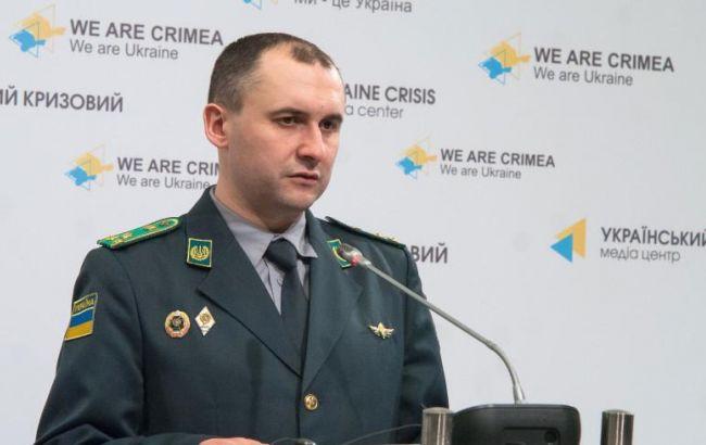 Армия РФ разворачивает полевой лагерь возле украинской границы