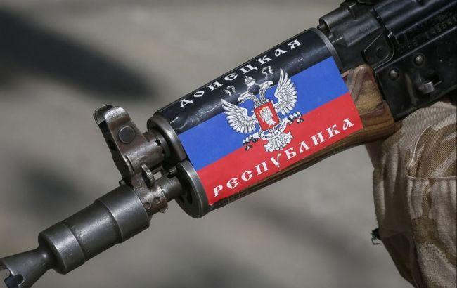 Фото: бойовики продовжують обстрілювати сили АТО