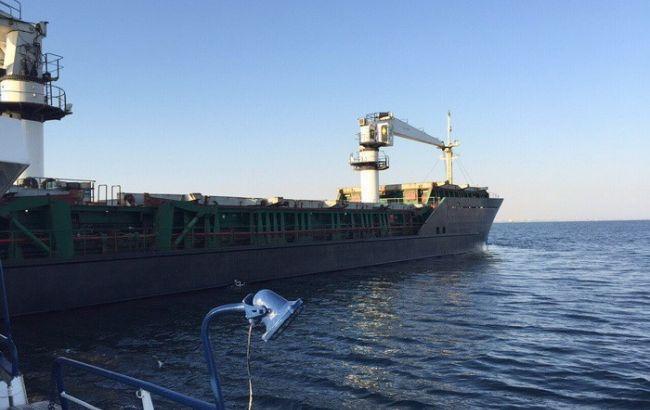 Фото: СБУ звільнила заручників на турецькому судні