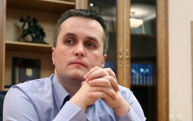 Фото: глава САП Назар Холодницький