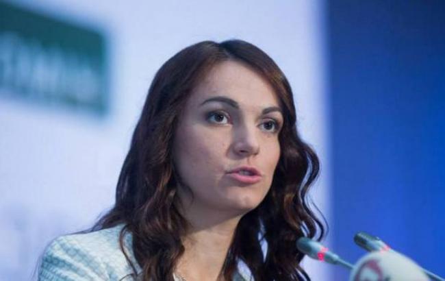 Фото: Анна Гопко считает, что Украина может получить безвизовый режим с ЕС в октябре