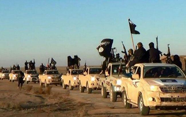 """Фото: боевики """"Исламского государства"""""""