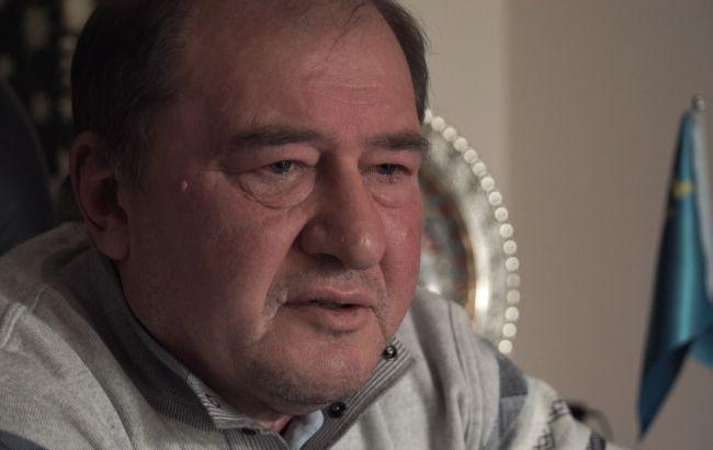 Фото: заступник голови Меджлісу кримськотатарського народу Ільмі Умеров