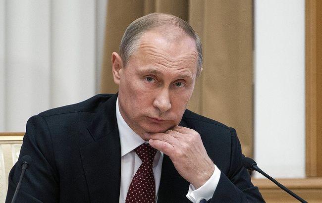 Фото: Путин не исключает переговоров с Порошенко