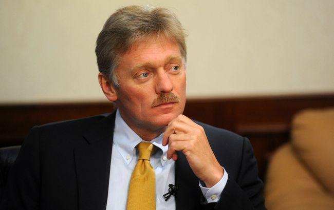 Фото: прес-секретар Путіна Дмитро Пєсков