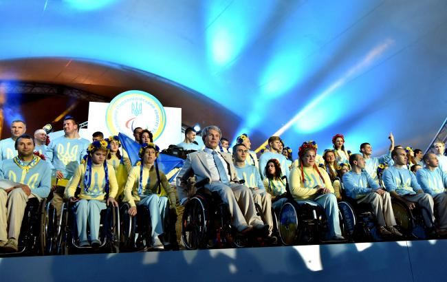 Фото: украинские паралимпийцы принесли Украине несколько бронзовых медалей