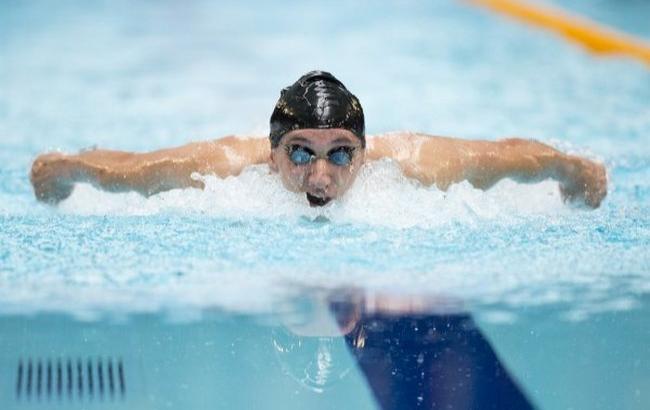 Фото: Денис Дубров завоював срібну медаль