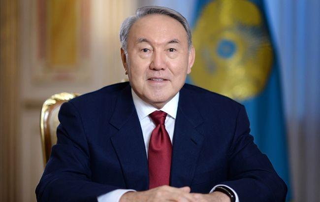 Фото: Нурсултан Назарбаев